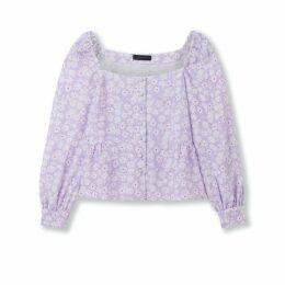 Birdsong - Clapton Denim A-Line Skirt