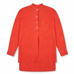 Isabelle Quinn - Tyra Fur Coat Yellow