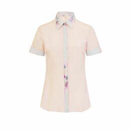 Florence Bridge - Embroidered Cowboy Shirt Black