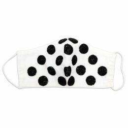 esfera. - Sustainable Dungaree Dress In Sky Blue