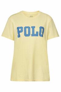 Polo Ralph Lauren Printed Cotton T-Shirt