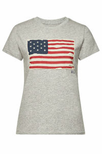Polo Ralph Lauren Embellished Cotton T-Shirt