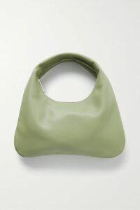 Giambattista Valli - Cape-effect Ruffled Silk-georgette Dress - Red