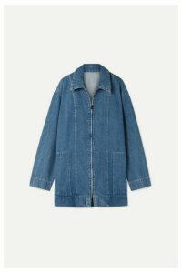 The Row - Hermia Oversized Denim Jacket - Indigo