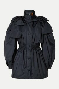 Moncler Genius - + 4 Simone Rocha Susan Bow-embellished Shell Down Jacket - Navy