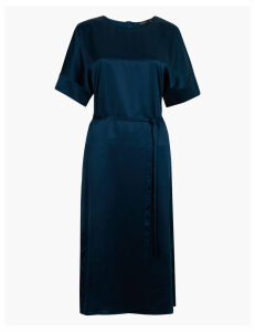 Autograph Pure Silk Tunic Dress