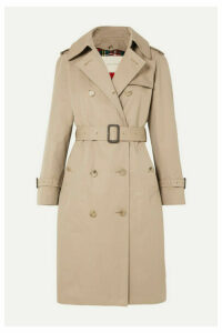 Mackintosh - Muirkirk Cotton-gabardine Trench Coat - Beige