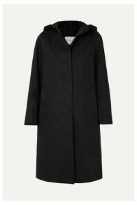 Mackintosh - Chryston Hooded Bonded Cotton Trench Coat - Black