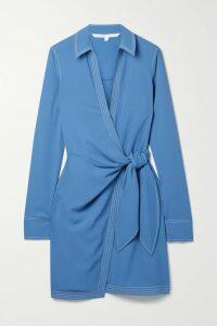 Reformation - Dietrich Floral-print Georgette Midi Dress - Black