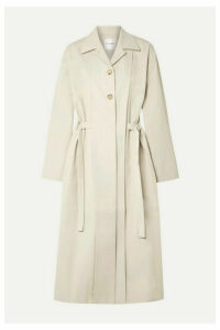 LE 17 SEPTEMBRE - Cotton-blend Twill Trench Coat - Beige