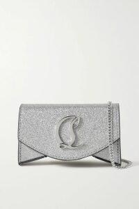 Michael Kors Collection - Ruffled Metallic Fil Coupé Silk-blend Chiffon Midi Dress - Black