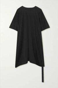 Vince - Hammered-satin Midi Dress - Blue