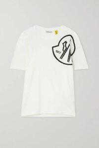 Vince - Silk-satin Midi Skirt - Brown