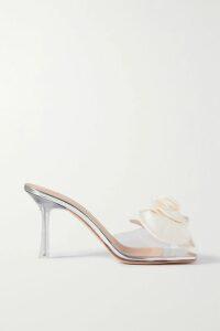 Esteban Cortázar - Cotton Wrap Midi Dress - Blue