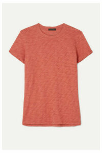 ATM Anthony Thomas Melillo - Schoolboy Slub Cotton-jersey T-shirt - Orange