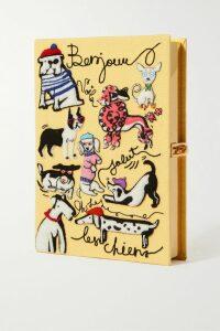 Hervé Léger - Zebra-intarsia Knitted Midi Skirt - Black
