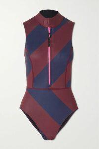 Giambattista Valli - Lace-trimmed Floral-print Silk-georgette Mini Dress - Ivory