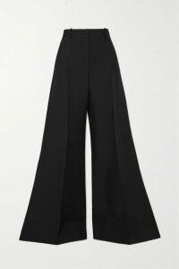 Dolce & Gabbana - Tiered Floral-print Cotton-poplin Skirt - Yellow