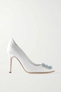Preen Line - Serelida Asymmetric Ruffled Floral-print Crepe De Chine Dress - Pink