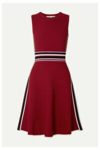 Diane von Furstenberg - Elsie Stretch-knit Dress - Red