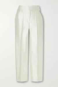 Etro - Printed Silk Crepe De Chine Midi Dress - Black
