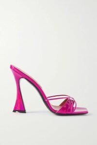 Erdem - Kirstie Floral-print Silk-voile Midi Dress - Yellow