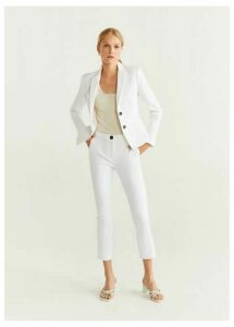 Essential structured blazer
