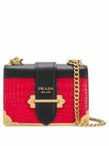 Prada Cahier shoulder bag - Red