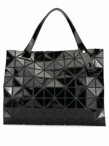 Bao Bao Issey Miyake geometric tote bag - Black