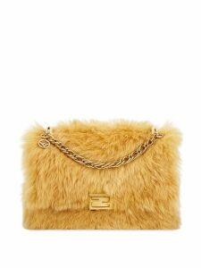 Fendi Kan U shoulder bag - Yellow