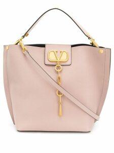 Valentino Valentino Garavani VRING tote bag - Pink
