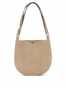 Valextra Hobo Weekend bag - Neutrals