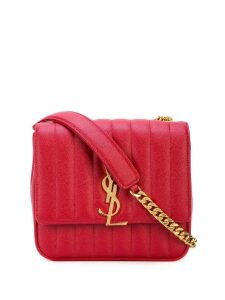Saint Laurent large Vicky bag - Red
