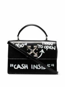 Off-White Itney 1.4 Cash Inside bag - Black
