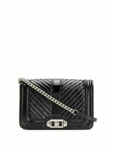 Rebecca Minkoff Love crossbody bag - Black