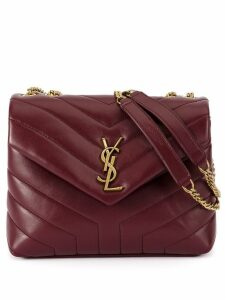 Saint Laurent LouLou shoulder bag - Red