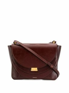 Wandler Luna shoulder bag - Brown
