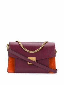 Givenchy block colour shoulder bag - Red