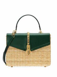Gucci Sylvie small tote bag - Green