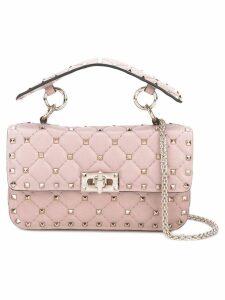 Valentino Valentino Garavani Rockstud Spike crossbody bag - Pink