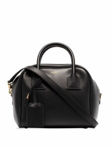 Burberry small Bowling tote bag - Black