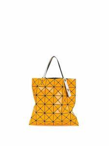 Bao Bao Issey Miyake Lucent gloss tote bag - Yellow