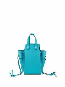 Loewe mini Hammock bag - Blue