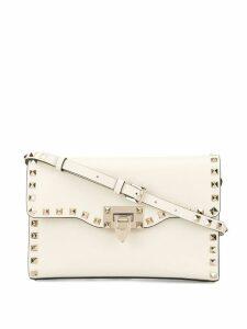 Valentino Valentino Garavani Rockstud crossbody bag - White