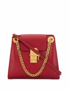 Chloé small Annie shoulder bag - Red
