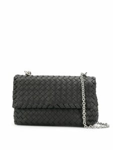 Bottega Veneta Baby Olimpia shoulder bag - Black