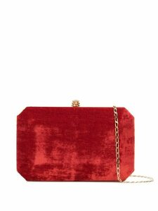 Tyler Ellis The Lily clutch - Red
