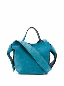 Acne Studios Musubi Mini S shoulder bag - Blue