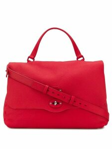Zanellato Postina medium tote - Red