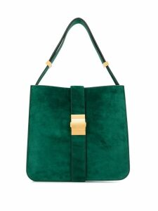 Bottega Veneta shoulder tote bag - Green
